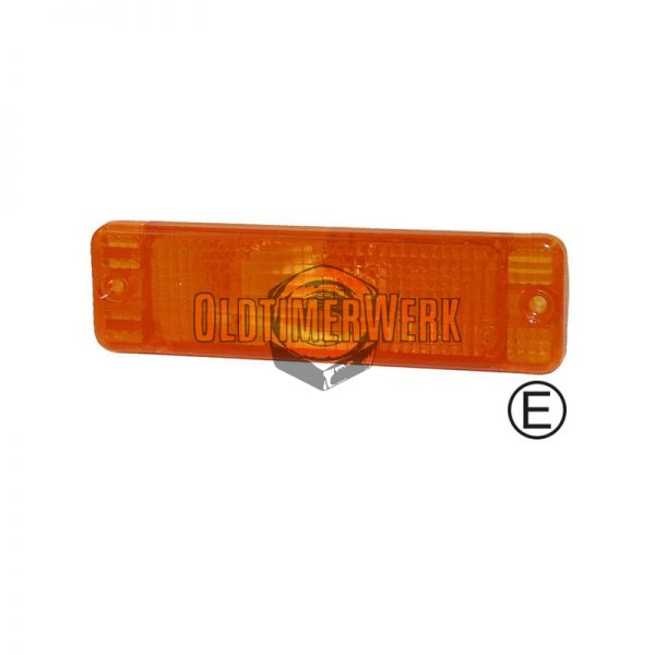 Streuscheibe für Blinker in Orange, Golf &Co, OE Ref. 171953141
